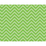 Fadeless® Design Roll, 48 x 50', Lime Chevron