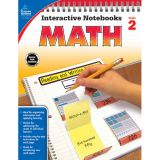 Interactive Notebooks: Math, Grade 2