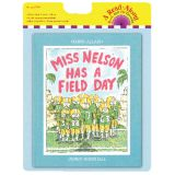Carry Along Book & CD, Miss Nelson Has a Field Day