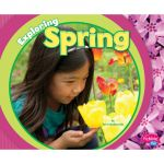 Exploring the Seasons Book Set, Set of 4