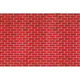 Fadeless® Design Roll, 48 x 50', Tu-Tone™ Brick