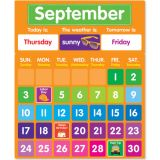 Color Your Classroom! Calendar Bulletin Board Set