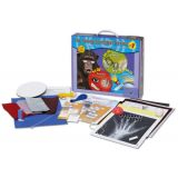 The Young Scientist Science Experiment Kit: Bones and Muscles • The Senses • Light