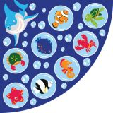 Ocean Life™ Seating Carpet, Corner