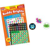 Buddy Brights Sticker Variety Pack