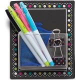 Clingy Thingies® Storage Pockets, Chalkboard Brights