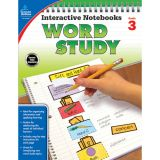 Interactive Notebooks: Word Study, Grade 3