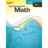 Core Standards for Math, Grade K