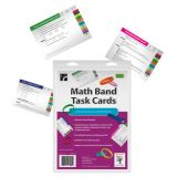 Math Bands, Task Cards