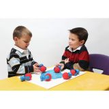 READY 2 LEARN® Palm Dough Rollers, Set 1