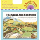 Carry Along Book & CD, Giant Jam Sandwich