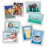 Photographic Learning Cards, Adjectives: Opposites