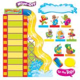 Playtime Pals™ Goal-Setting Adventures Wipe-Off® Bulletin Board Set