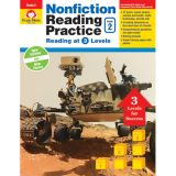 Nonfiction Reading Practice, Grade 2