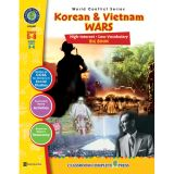 World Conflict Series: Korean & Vietnam Wars Big Book