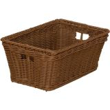 Plastic Wicker Baskets, Set of 10
