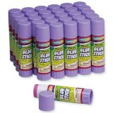 Creativity Street® Glue Stick, Purple, 1.41 oz.