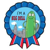 So Much Pun! I'm a Big Dill! Reward Badges