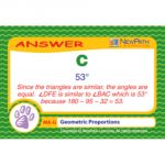 Curriculum Mastery® Math Game, Grade 7