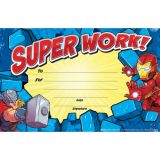 Marvel™ Super Hero Adventure Super Work! Recognition Awards