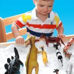 Sandtastik® Ocean Blue Therapy Sand Tray