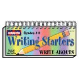 Write-Abouts, Grades 4-8, Writing Starters