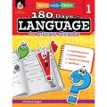 180 Days of Language, Grade 1