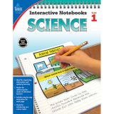 Interactive Notebooks: Science, Grade 1