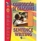 Composicion de Oraciones/Sentence Writing
