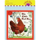 Carry Along Book & CD, Little Red Hen