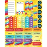 Celebrate Learning Planner Accent Stickers