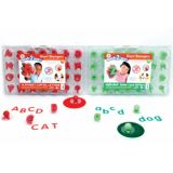 READY 2 LEARN® Giant Stampers, Alphabet Letters