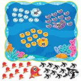 Sea Buddies® 0-120 Bulletin Board Set