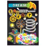 DREAM PLAN...Success! ARGUS® Poster