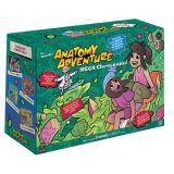 Dr. Bonyfide's Anatomy Adventure Kit, The Digestive System: Mega CHEW-nami