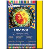 Tru-Ray® Fade-Resistant Construction Paper, 9 x 12, Yellow