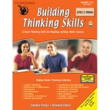 Building Thinking Skills®, Level 3 Verbal, Grades 7 and up
