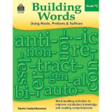 Building Words, Grade 4