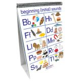 Early Childhood ELA Readiness Flip Chart, Phonemic Awareness