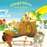 Greg & Steve - We All Live Together CD, Vol. 3