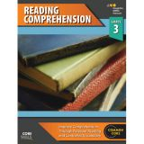 Core Skills: Reading Comprehension, Grade 3