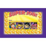 Superheroes Incentive Punch Cards