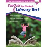 Conquer New Standards: Literary Text, Grade 2