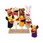 Puppet Stand