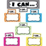I Can... Mini Bulletin Board Set
