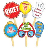 Manage Your Class Signs Bulletin Board Set
