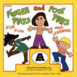 Finger Plays and Foot Plays CD
