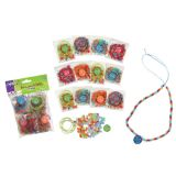 Creativity Street® 100 Days of School, Bead Kit, Assorted Sizes, 12 Pieces