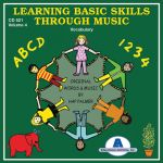 Learning Basic Skills Through Music CD, Building Vocabulary