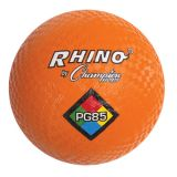 Playground Ball, 8 1/2 Diameter, Orange
